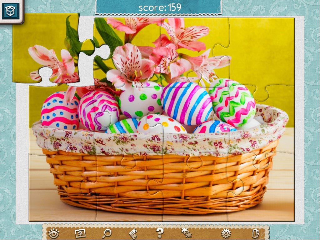 Holiday Jigsaw: Easter 4