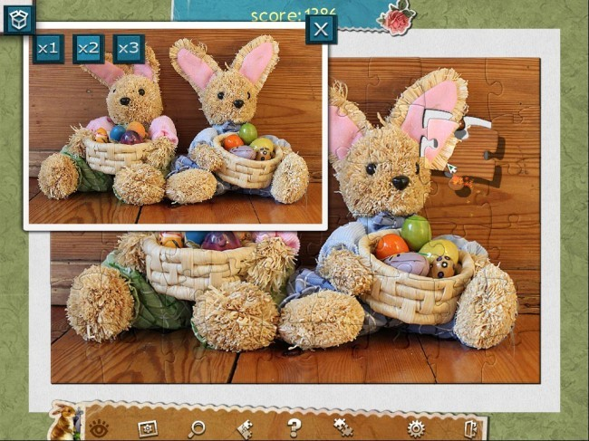 Holiday Jigsaw: Easter