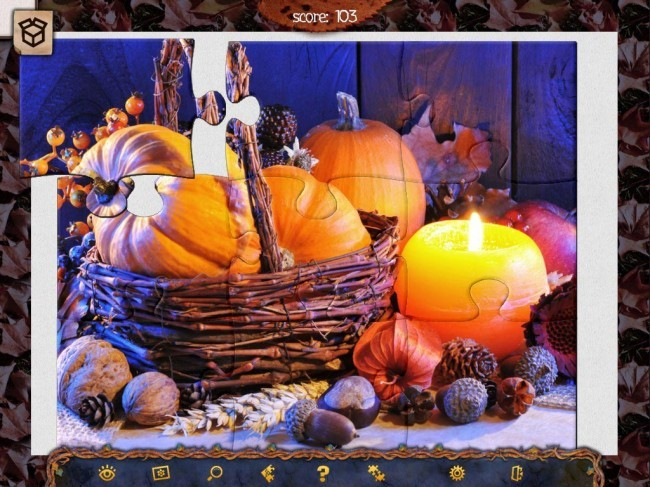Holiday Jigsaw: Halloween 3