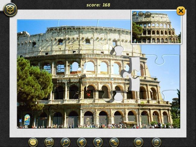 Jigsaw Tour: Rome