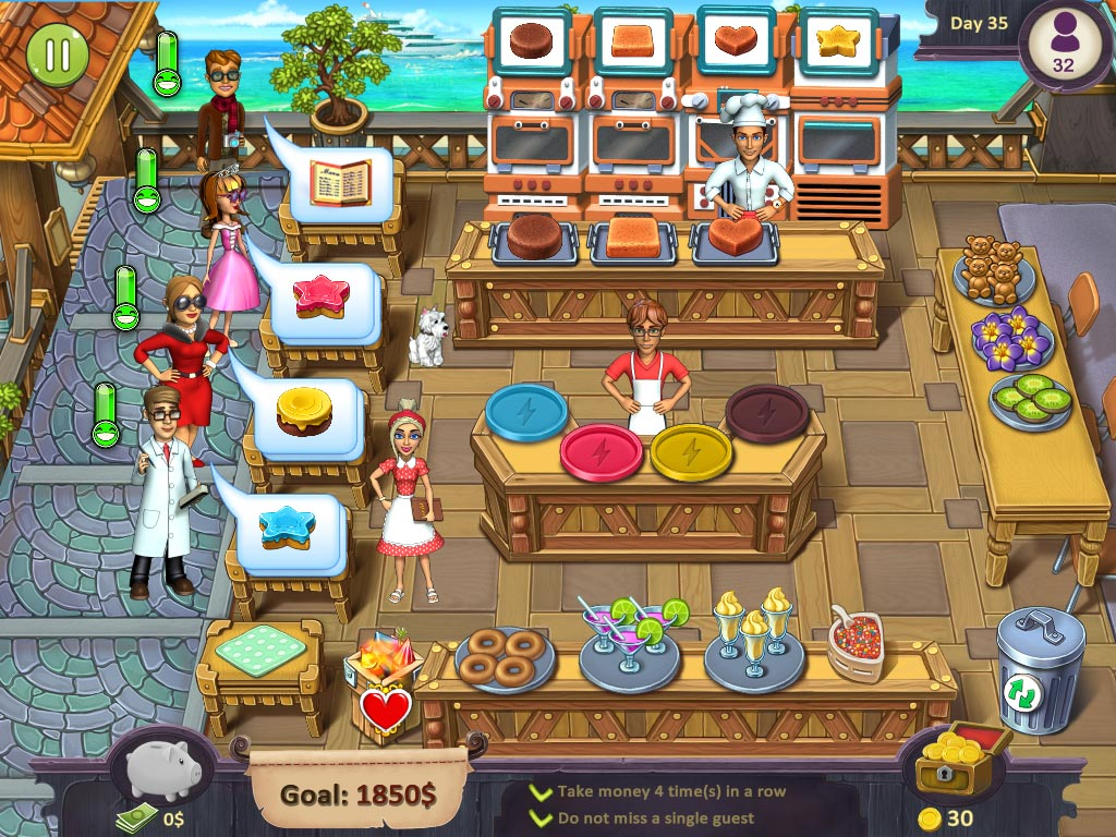 Katy and Bob: Cake Café – Collector's Edition