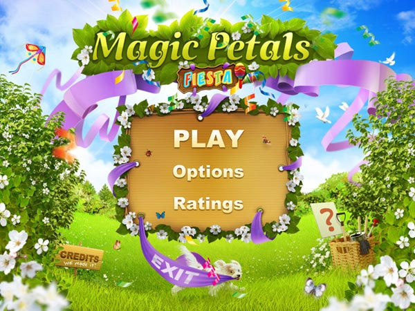 Magic Petals Fiesta