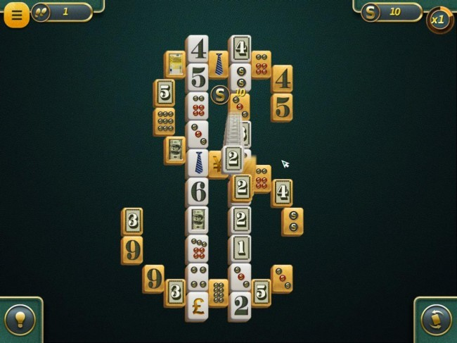 Mahjong: Business Style