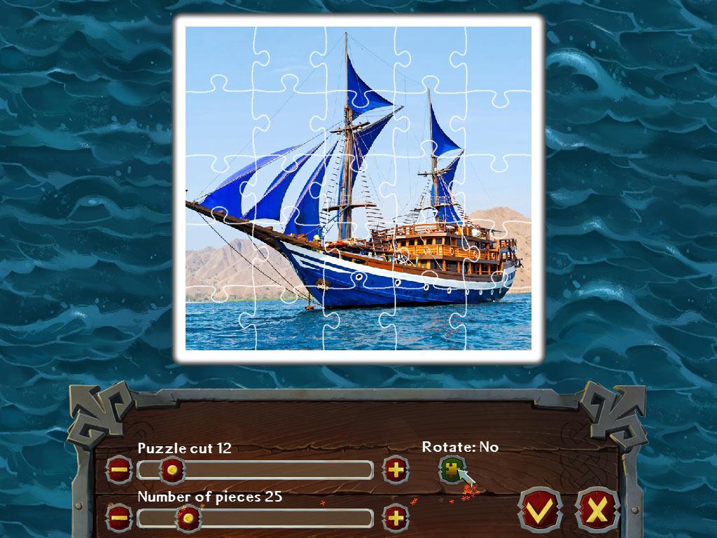Pirate Jigsaw
