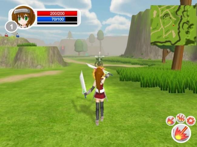 Princess Warrior 2