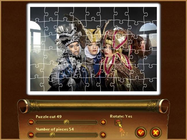 Royal Jigsaw