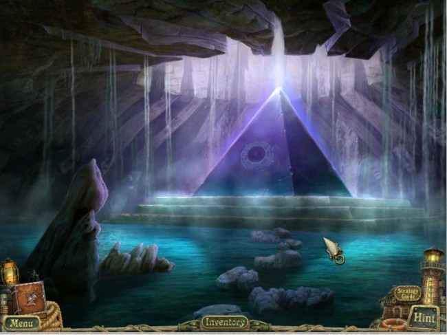 Sea Legends: Phantasmal Light Collector's Edition