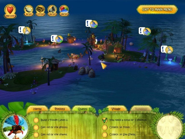 Shaman Odyssey – Tropic Adventure