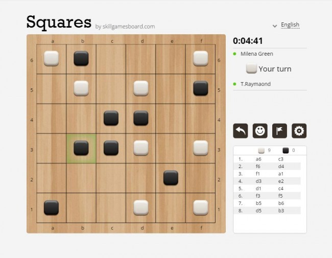 Squares by SkillGamesBoard