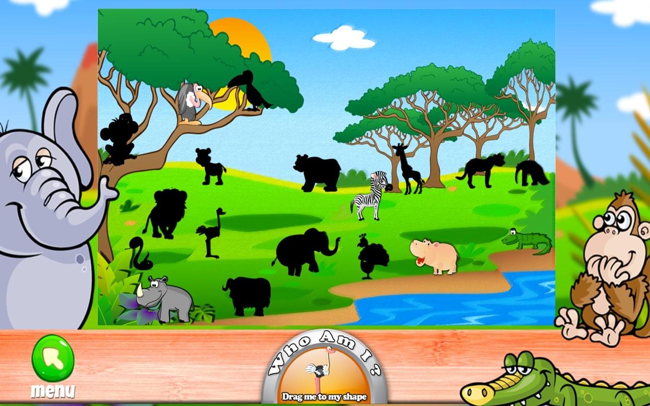 Exploring Wild Animals