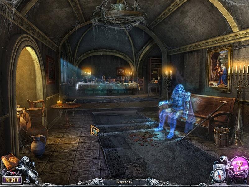 Дом 1000 Дверей: Длань Заратустры
