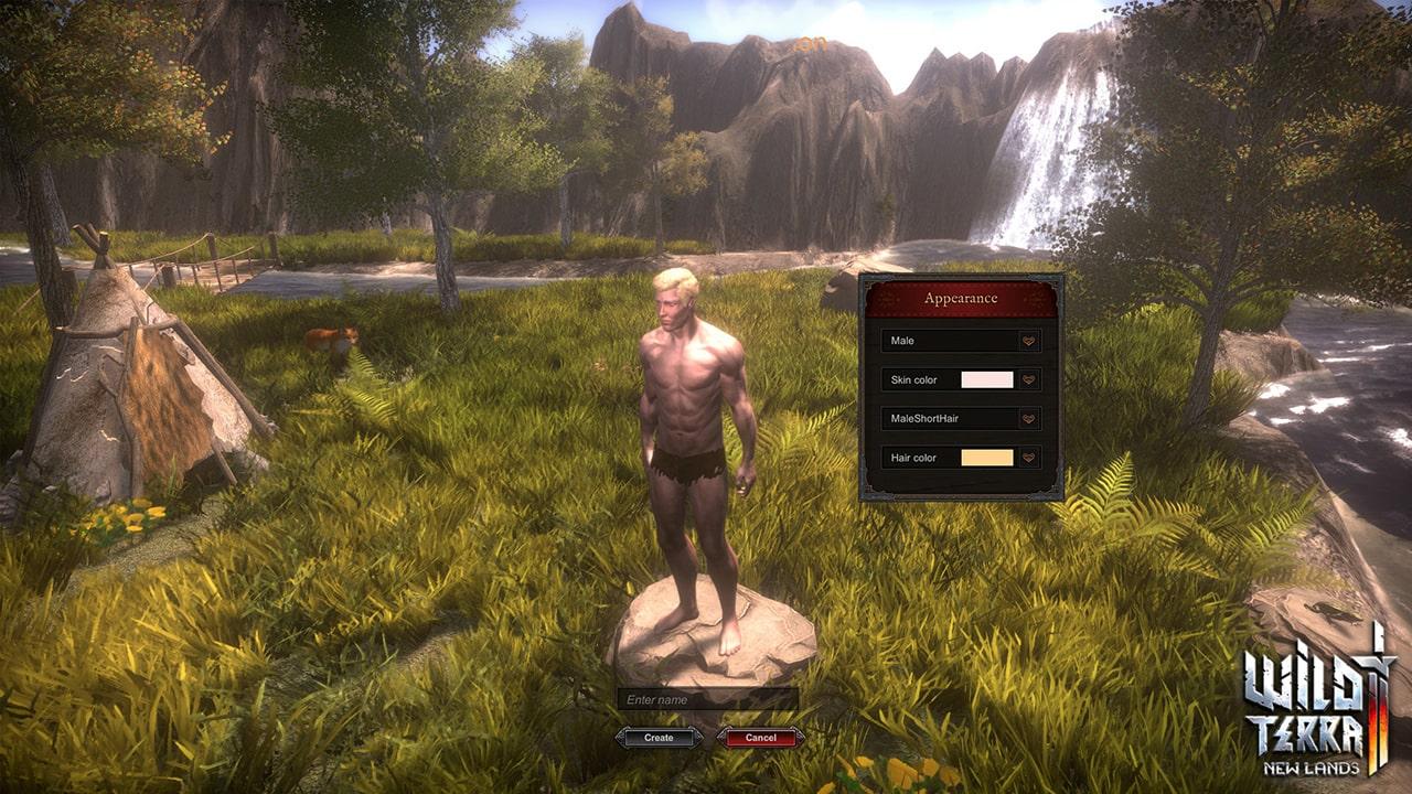 Wild Terra 2: New Lands
