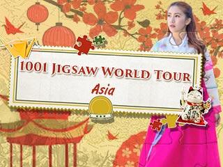 1001 Jigsaw World Tour: Asia