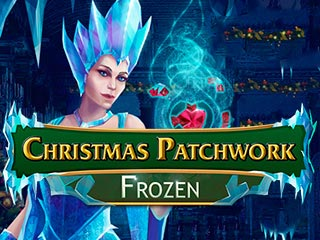 Christmas Patchwork: Frozen