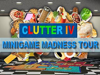 Clutter 4: Minigame Madness Tour