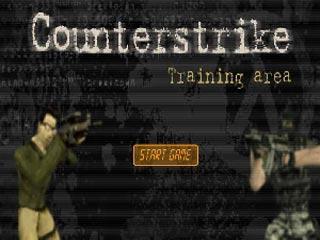 Counter Strike Training Area