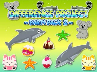 Difference Project Party Pack 2