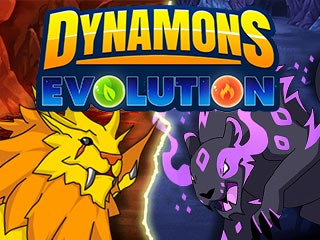 Dynamons Evolutions