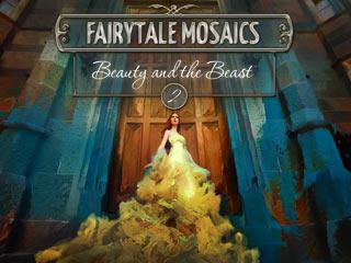 Fairytale Mosaics: Beauty and the Beast 2
