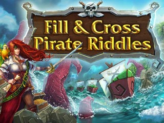Fill and Cross:  Pirate Riddles