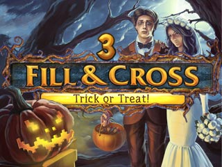 Fill and Cross: Trick or Treat 3