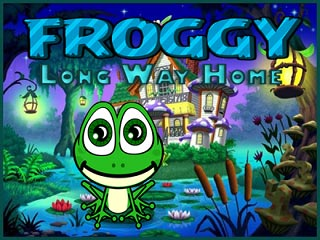 Froggy: Long Way Home