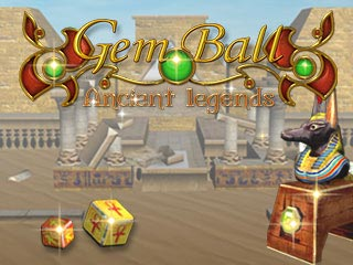 Gem Ball — Ancient Legends