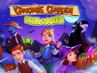 Gnomes Garden 5: Halloween