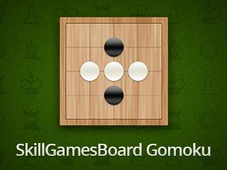 Gomoku by SkillGamesBoard