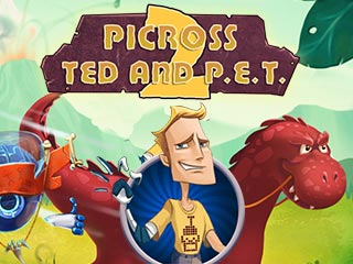 Picross: Ted and P.E.T. 2