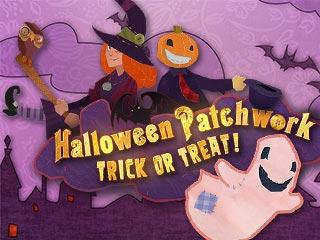 Halloween Patchwork: Trick or Treat!