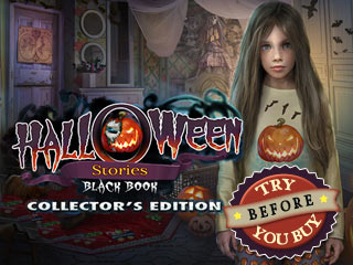 Halloween Stories: Black Book – Collector's Edition