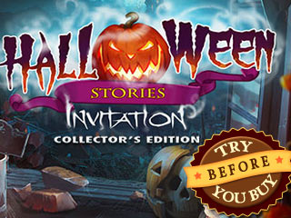 Halloween Stories: Invitation. Collector's Edition