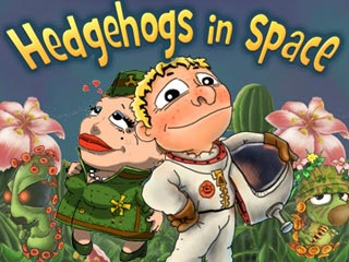 Hedgehogs in Space
