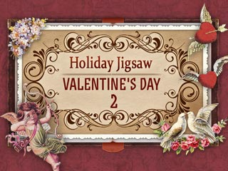 Holiday Jigsaw: Valentine's Day 2