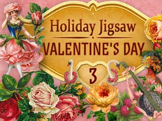 Holiday Jigsaw: Valentine's Day 3