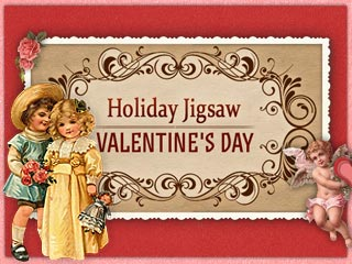 Holiday Jigsaw: St. Valentine's Day