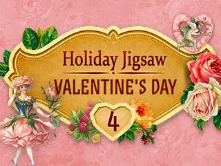 Holiday Jigsaw: Valentine`s Day 4