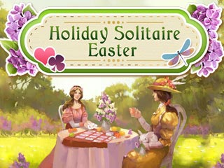 Holiday Solitaire: Easter