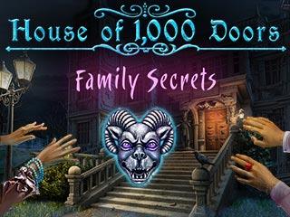 House of 1,000 Doors: Family Secrets