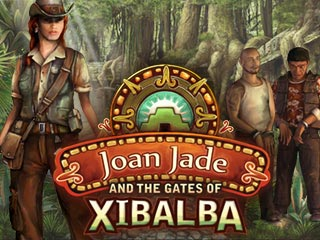 Joan Jade and the Gates of Xibalba