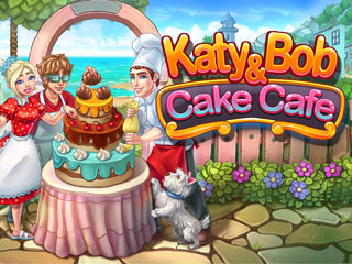 Katy and Bob: Cake Café – Simple Edition