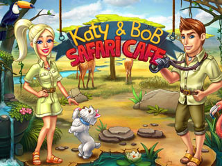 Katy and Bob: Safari Cafe – Simple Edition