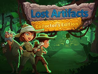 Lost Artifacts: Collector`s Edition