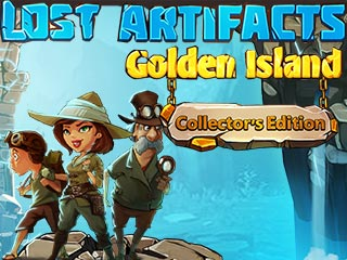 Lost Artifacts: Golden Island – Collector's Edition