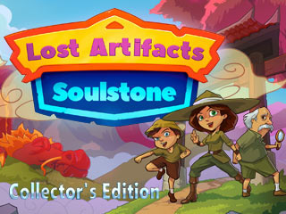Lost Artifacts: Soulstone — Collector's Edition