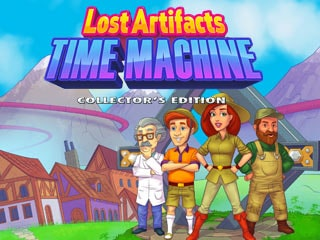 Lost Artifacts: Time Machine — Collector's Edition
