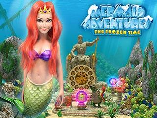 Mermaid Adventures: The Frozen Time