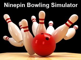 Ninepin Bowling Simulator