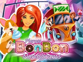 Picross: BonBon Nonograms